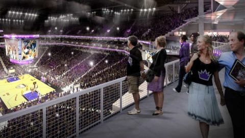 Sacramento Kings and Comcast Partner to Offer World's Most Connected Sports Venue
