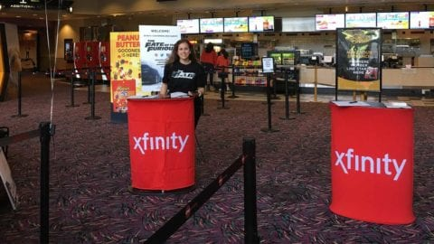 San Jose Xfinity Fans Get to See 'The Fate of the Furious' Before It Opens!