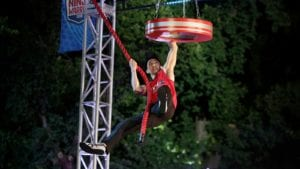 American Ninja Warrior contestant