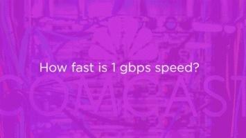 Comcast to Deliver Gigabit Internet Service in California