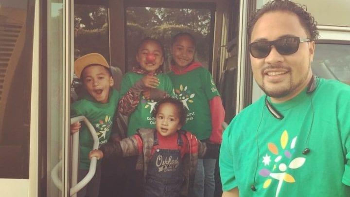 Edwen Latu, the Unsung Hero of Comcast Cares Day