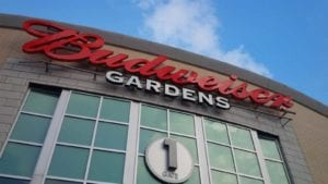 Budweiser Gardens in London, ON
