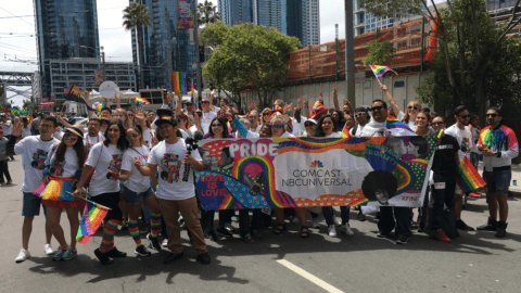 Meet Kelley Cayton: One of the Comcast California Faces of Pride
