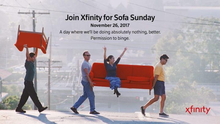 California,It'sTime…Introducing Sofa Sunday