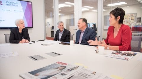 A Sit Down with David Brown, Vice President of Comcast Business, California – What Today's IT Leaders Need to Know to Drive Strategic Outcomes
