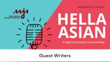 HELLA ASIAN; A Night of Fundraising in Support of Diverse Newsrooms