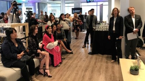 Bay Area Journalists Celebrate the Expansion of Comcast's International Channels