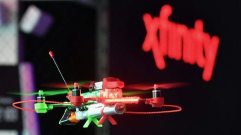 Need For Speed: Comcast And Aerial Sports League Host Biggest Drone Race In California History