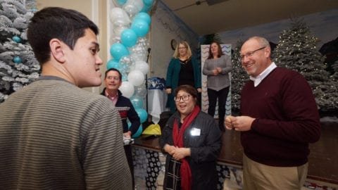 "Santa Rosa Integrated Wellness Center Partners With Comcast to Host ""Winter Wonderland"" Event for Families Impacted by the 2017 North Bay Wildfires"