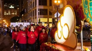 Comcast Employees Chinese New Year Celebration.