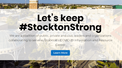 Comcast California Stands with Stockton Strong