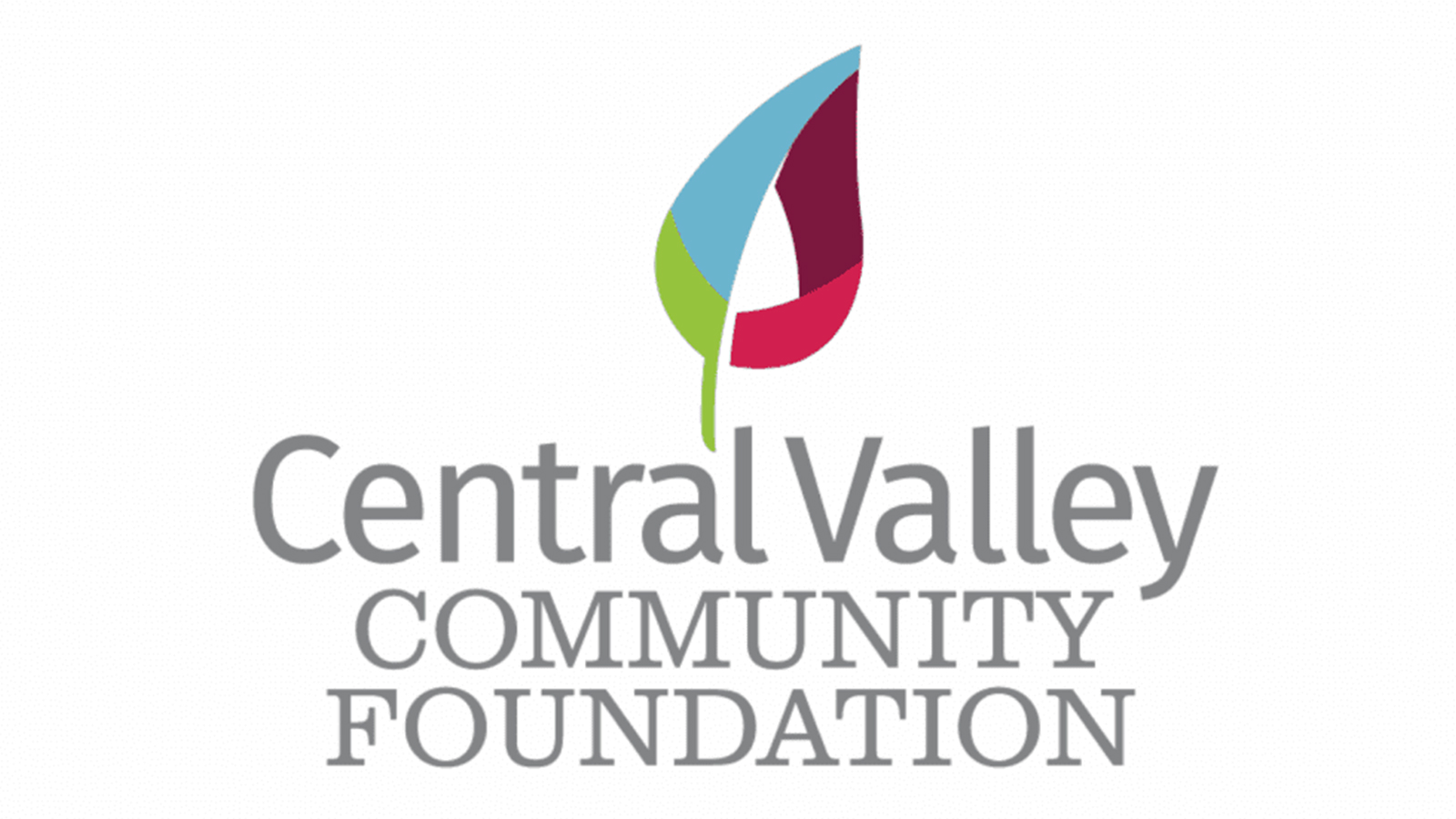 Central Valley Community Foundation Logo.