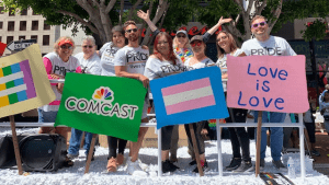 Comcast Celebrates the 50th Anniversary of Pride Month