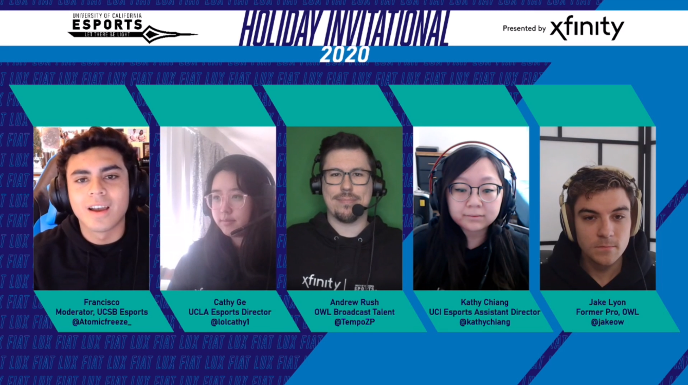 Collegiate Gaming Community Comes Together for the UC Esports Holiday Invitational